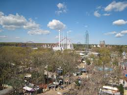 Six Flags In America Six Flags Great Adventure Wikipedia