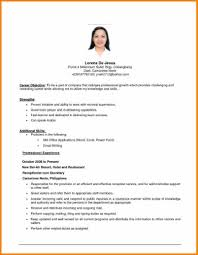 Good Warehouse Resume Resume Objective For Warehouse Best Business Template
