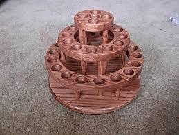 wine stopper rack by jim jakosh lumberjocks com woodworking