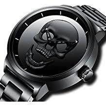 ladari bambino it orologio skull