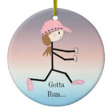 running ornaments keepsake ornaments zazzle