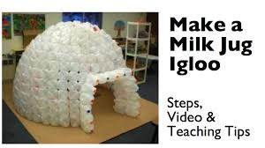 Dog Igloos How To Build A Milk Jug Igloo Hubpages
