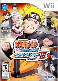 naruto naruto shippūden clash of ninja revolution 3 narutopedia
