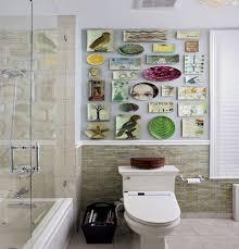 Modern Bathroom Wall Decor Amusing 40 Contemporary Bathroom Wall Design Ideas Of Wall