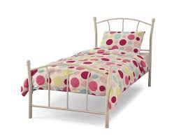 Child Bed Frame Store Serene Bed Frame White