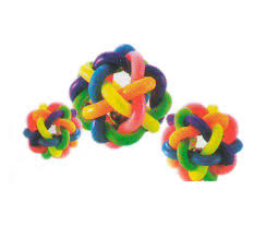 ball rubber rings images Multicolor rubber ball dog toy with bell pgpet trading companay jpg