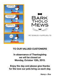 we will be closed on thanksgiving day thanksgiving 2015 closure jpg