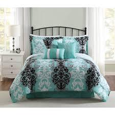 Green And Gray Comforter Amazon Com Carmela Home Downton 7 Piece Reversible Comforter Set