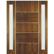 modern entry doors modern contemporary mid century front entry wood doors