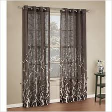 Grommet Window Curtains Print Curtains And Window Treatments Purchase Alton Print