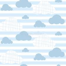 boys light blue tie baby boy vector seamless pattern light blue fun sky print for