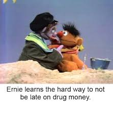 Vulgar Memes - sesame street is much more entertaining with completely