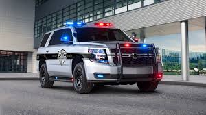 chevy vehicles chevy adds active safety tech to 2018 tahoe police vehicles w video