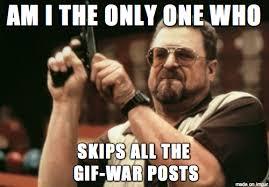 Hater Meme - not a gif hater meme on imgur