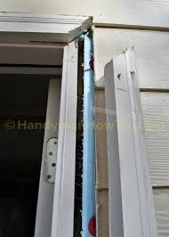 how to repair a rotted exterior door frame handymanhowto com