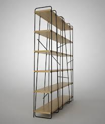 wire bookcase u2013 neptun ozis studio