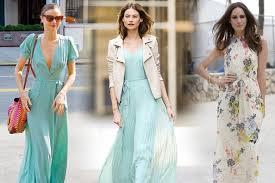 the prettiest celebrity maxi dresses stylebistro