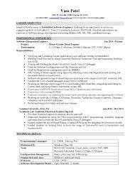 software developer resume template web developer resume download