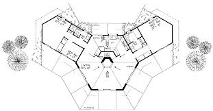 different house plans most hexagon home design creative idea 6 hexagonal plans house