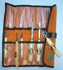 woodcarving sets fine tools
