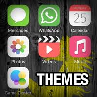 iphone themes that change everything how to change iphone icons without jailbreaking