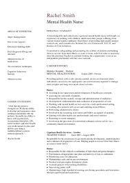 sample resume for nurses resumess franklinfire co