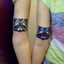 45 best raccoon tattoos
