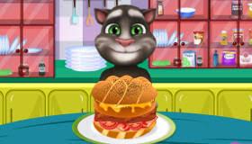 jeux de bob l 駱onge en cuisine attrape ton hamburger jeu de hamburger jeux 2 cuisine html5