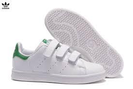 adidas stan smith women beautiful adidas stan smith clover smith velcro shoes white green