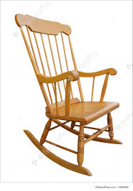 Bent Wood Rocking Chair Wooden Rocking Chair