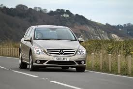 mercedes benz r class estate review 2006 2012 parkers