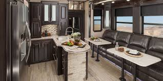 5th Wheel Camper Floor Plans by 2016 Seismic Toy Hauler Jayco Inc