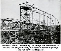 folsom truss bridge walker bridge donald w alden memorial
