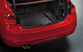 bmw 3 series boot liner bmw genuine tailored fitted luggage boot mat liner f31 3 series