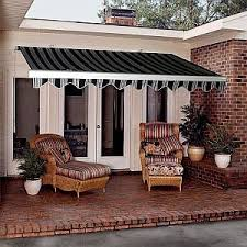 Awning Sunbrella Sunbrella Retractable Awnings