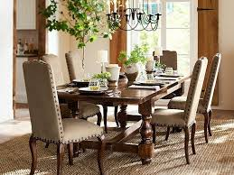 Dining Room Pottery Barn Style Dining Rooms Succeeding - Pottery barn dining room set
