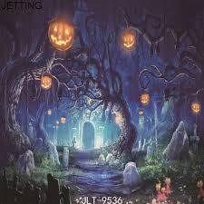 halloween backdrop online get cheap halloween pumpkin backgrounds aliexpress com