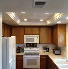 What Size Can Lights For Kitchen Fascinating Recessed Lighting Spacing Kitchen Great Pict For