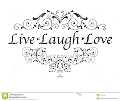 love live laugh live laugh love stock vector illustration of quotes 53144195