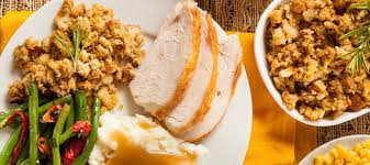 5 restaurants serving thanksgiving dinner in boston nearest