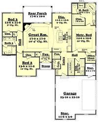 3 bed 2 bath house plans european style house plan 3 beds 2 50 baths 1892 sq ft plan 430 119