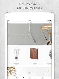 lux shopping app for home decor u0026accents on the app store