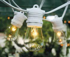 white string lights white cord 10 socket outdoor string light set 21 white cord