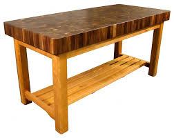 maple butcher block table top kitchen butcher block tables for gourmet food preparation kool