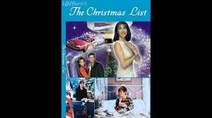 the christmas list the christmas list 1997 bg audio