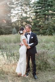 Barn Weddings In Maine Ashley Largesse Photography Blogblack Tie Barn Wedding In