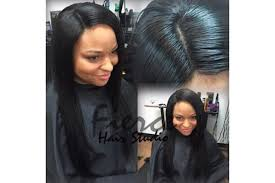 sew in with lace closure sew in hair extensions by hair by india located in anchorage alaska