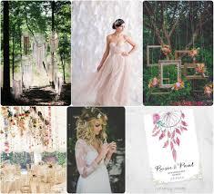 Arche Fleurie Mariage Moodboard Mariage Bohème Bohemian Wedding 2