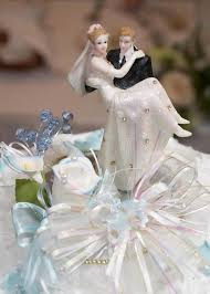 wedding cake top wedding cake top figurines stock image image of bake 10507765