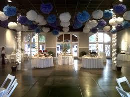 wedding venues in augusta ga marbury center blue and white decor marbury center augusta